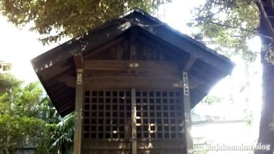 湯殿神社(大田区南馬込)8
