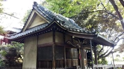 湯殿神社(大田区南馬込)11
