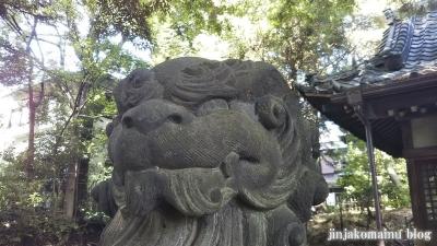 湯殿神社(大田区南馬込)24