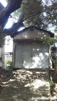 湯殿神社(大田区南馬込)10