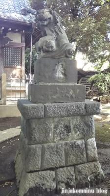湯殿神社(大田区南馬込)18