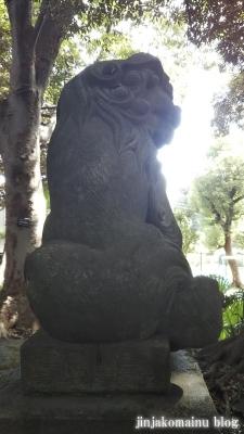湯殿神社(大田区南馬込)21
