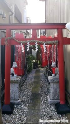 平張稲荷神社(大田区南馬込)2