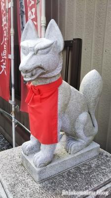 平張稲荷神社(大田区南馬込)4