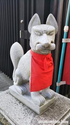 平張稲荷神社(大田区南馬込)5