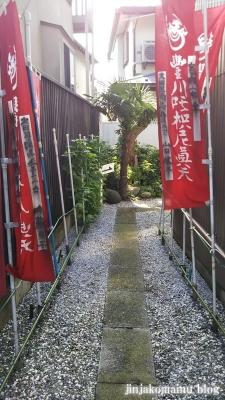 平張稲荷神社(大田区南馬込)6