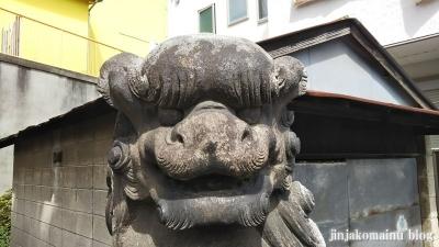 馬込神明社(大田区南馬込)10