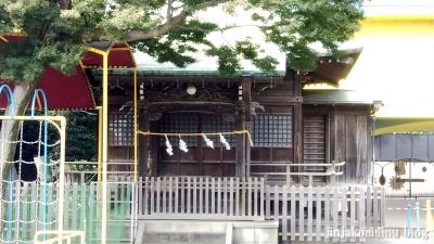 馬込神明社(大田区南馬込)13