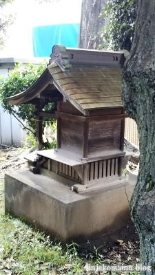 馬込神明社(大田区南馬込)15