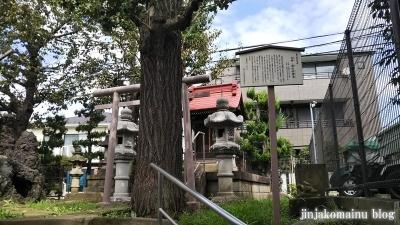 水神社(品川区西大井)1