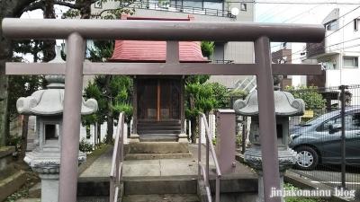 水神社(品川区西大井)2