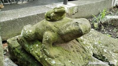 水神社(品川区西大井)7