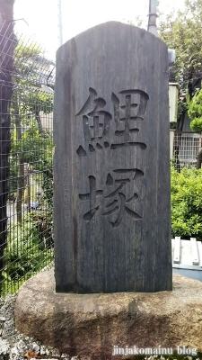 水神社(品川区西大井)5