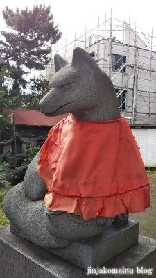 滝王子稲荷神社(品川区大井)5