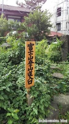 滝王子稲荷神社(品川区大井)10