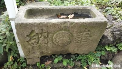 滝王子稲荷神社(品川区大井)3