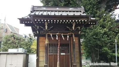 滝王子稲荷神社(品川区大井)6