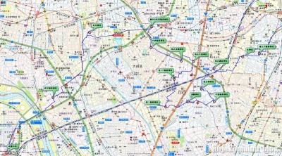 武蔵小杉~大井町駅