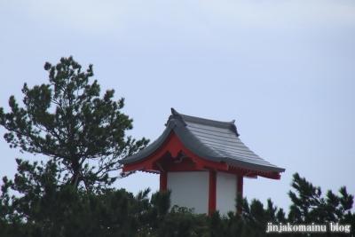 海津見神社竜王宮(高知市浦戸城山)6