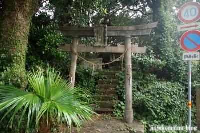 靖国神社(土佐清水市足摺岬)1