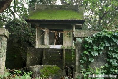靖国神社(土佐清水市足摺岬)3