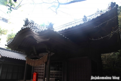白山神社(土佐清水市足摺岬)9