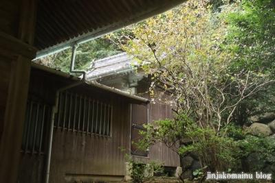 白山神社(土佐清水市足摺岬)10