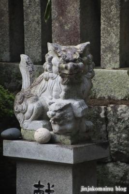 白山神社(土佐清水市足摺岬)3