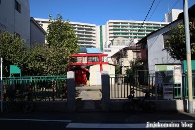 下稲荷神社(墨田区墨田)1