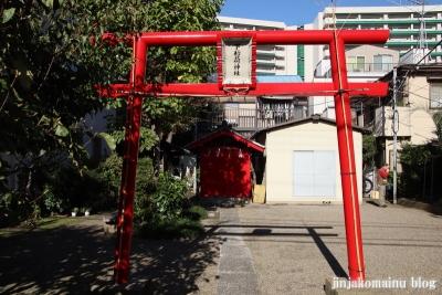 下稲荷神社(墨田区墨田)2