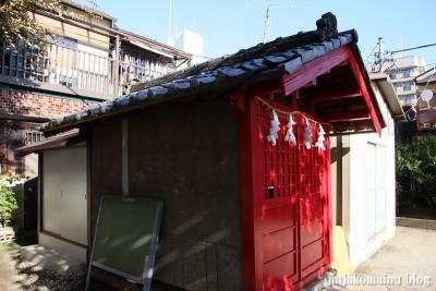 下稲荷神社(墨田区墨田)6