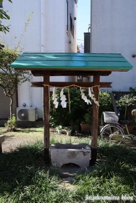 下稲荷神社(墨田区墨田)4