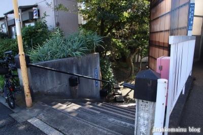 日枝神社(墨田区八広)1
