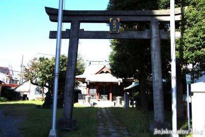 日枝神社(墨田区八広)3