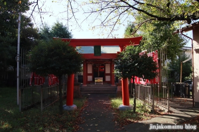 木下稲荷神社(墨田区八広)1