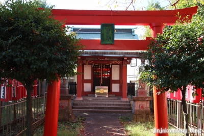 木下稲荷神社(墨田区八広)2