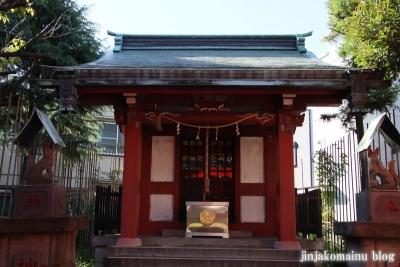 木下稲荷神社(墨田区八広)6