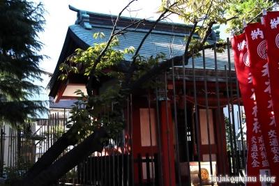 木下稲荷神社(墨田区八広)7