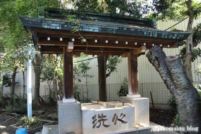 東墨田白髭神社(墨田区東墨田)3