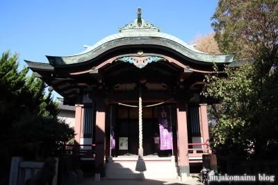 東墨田白髭神社(墨田区東墨田)4