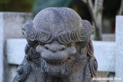 東墨田白髭神社(墨田区東墨田)17