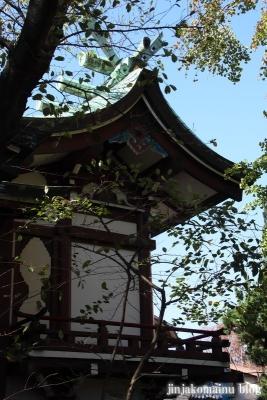 東墨田白髭神社(墨田区東墨田)7