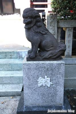 東墨田白髭神社(墨田区東墨田)8