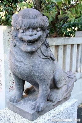 東墨田白髭神社(墨田区東墨田)9