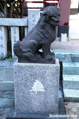東墨田白髭神社(墨田区東墨田)12