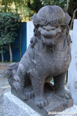 東墨田白髭神社(墨田区東墨田)13