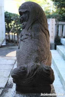 東墨田白髭神社(墨田区東墨田)11