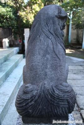東墨田白髭神社(墨田区東墨田)15