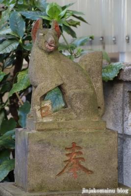 荒木稲荷(江戸川区平井)4