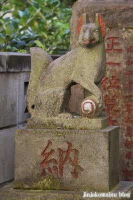 荒木稲荷(江戸川区平井)5